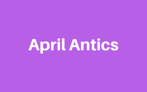 NEWS LETTER APRIL 2018